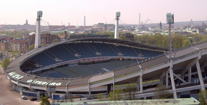 Ullevi Stadium Gothenburg